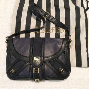 NWOT Vintage LAMB Aston Lotus Handbag